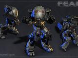 REV6 Powered Armor