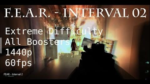 F.E.A.R. - Interval 02 (Extreme Difficulty, All Boosters, 1440p)