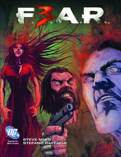 FEAR3 comicbook cover