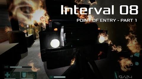 "B00Plays ""F.E.A.R."" (ft. Alli3lle) Interval 08 - Point of Entry - Part 1"