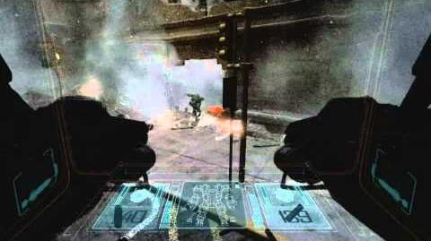 F.E.A.R. 2 Project Origin - Replica Elite Powered Armor Trailer