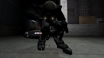 F.E.A.R. Enemies - REV6 Powered Armor (3)