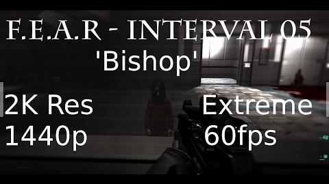 F.E.A.R. - Interval 05 'Bishop' - Extreme, All Collectibles, 1440p