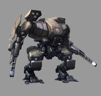 Fear 3 Powered Armor