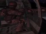 Стрелок прикрытия отряда Дельта