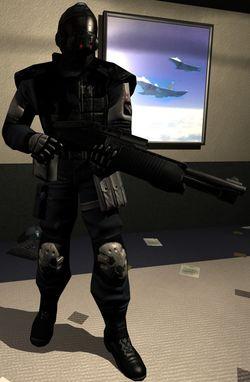 Replica Tactical Soldier