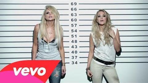 Miranda Lambert - Somethin' Bad ft. Carrie Underwood-0