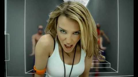 Kylie Minogue Love At First Sight official video HQ-0