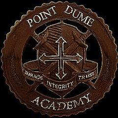 Point Dume Academy's official school emblem