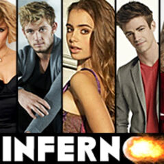 <i>Inferno Season 1 Teaser Cast Photo</i>
