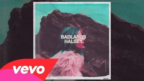Halsey - Hold Me Down (Audio)-0