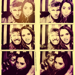 Josh and Sophia Photobooth Date