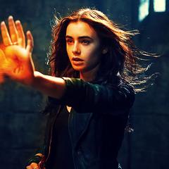 <i>Sophia unleashing some of her hidden power</i>