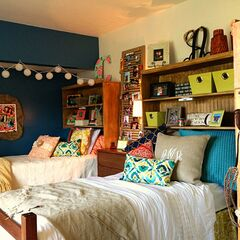 <i>Girls Dorm Room at Point Dume Academy</i>