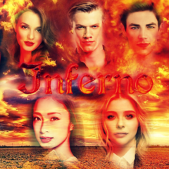 <i>Official Inferno 1A Poster</i>