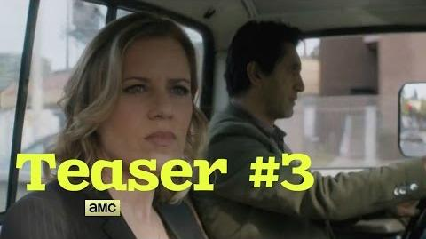 "Fear The Walking Dead Season 1 1x01 Tralier Promo 3 ""Missing Posters"" 1x01 teaser 3"