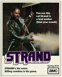 Strand-poster