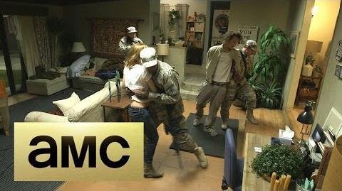 (Spoilers) Making of Episode 1x04 Fear the Walking Dead Not Fade Away