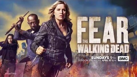 Behind The Scenes of Fear the Walking Dead Season 4