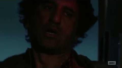 Fear The Walking Dead 3x02 Travis Death Scene
