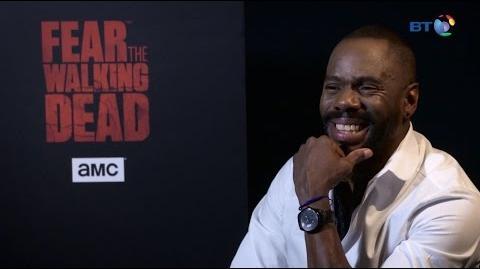 Fear the Walking Dead Season 2 Returns – Colman Domingo Interview