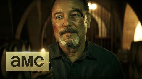 (SPOILERS) Fear the Walking Dead 'Ghosts in the Wine Cellar' Talked About Scene Ep. 207