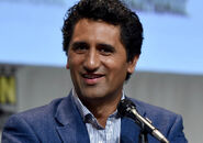 Cliff Curtis SDCC2015