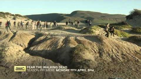 Fear The Walking Dead Season 2 UK Teaser – Natural