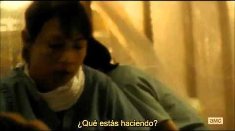 Death of Griselda Salazar Fear The Walking Dead