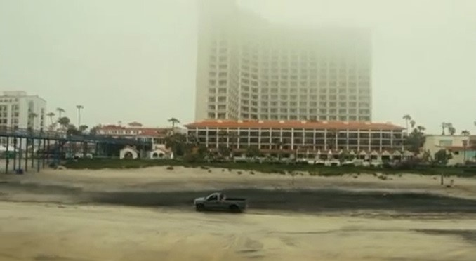 Rosarito Beach Hotel On The Show Real Life Entrance