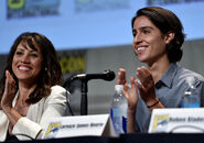 Elizabeth and Lorenzo SDCC2015