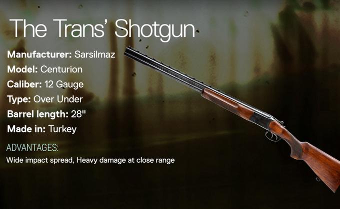 The Tran's Shotgun