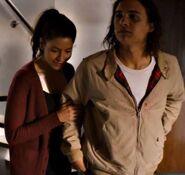 Ofelia and Nick