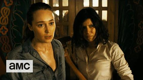 Fear the Walking Dead 'Standoff' Talked About Scene Ep. 210
