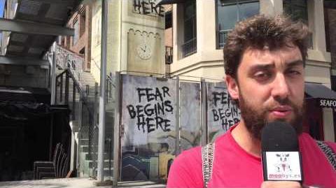 Fear The walking Dead en San Diego Comic Con