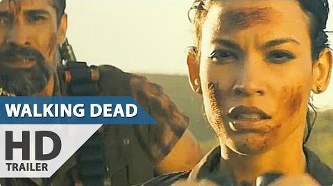 FEAR THE WALKING DEAD Season 2 Part 2 EXTENDED Trailer (2016)