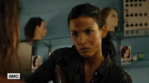 Fear the Walking Dead Season 2 Returns – Luciana Clip
