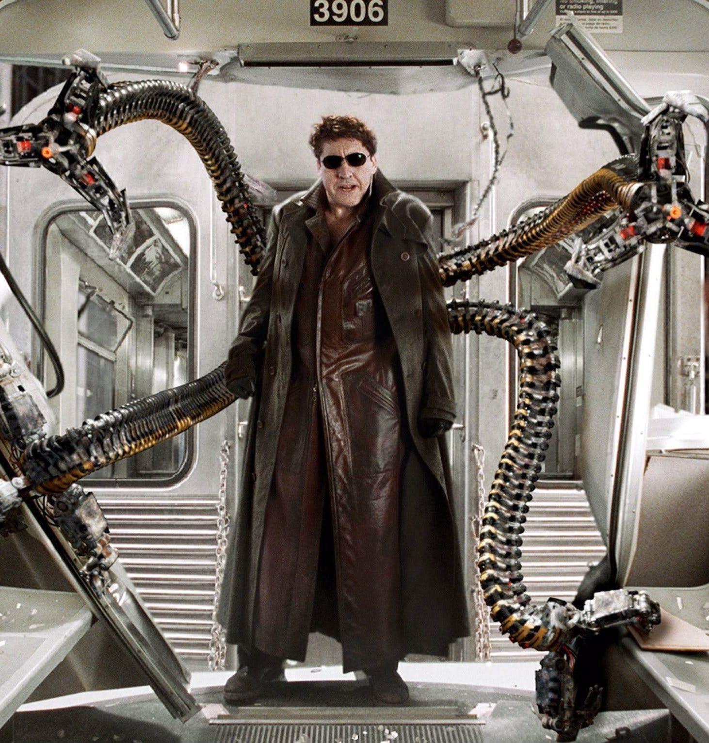 Doctor Octopus (Raimi-Verse) | Featteca Wiki | Fandom