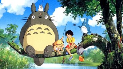 A Studio Ghibli Theme Park Is Coming, but We Also Want These Other Theme Parks