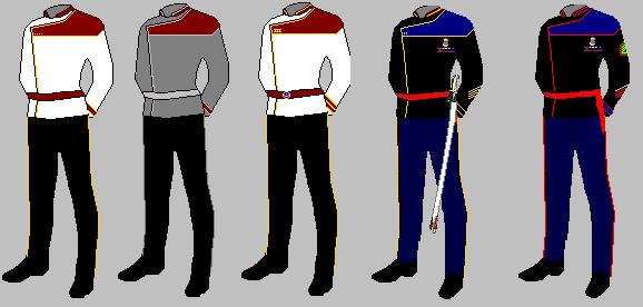 Dress Uniforms Federation Rpg Encyclopedia Fandom Powered By Wikia