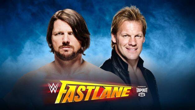 WWE-Fastlane-Jericho-Styles