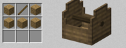 Craft wooden shaft
