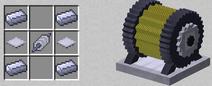 Craft electric motor
