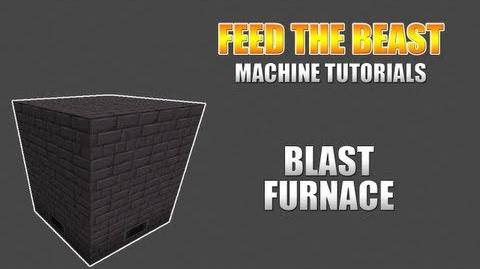 Feed The Beast Machine Tutorials Blast Furnace