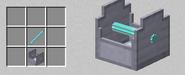 Craft diamond shaft