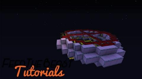 Feed The Beast Tutorial Fusion Reactor Tips For Automation! (1.4.7)(1