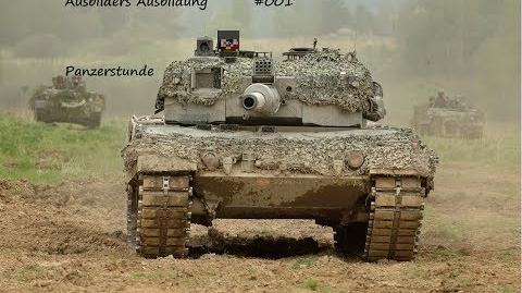 Ausbilders Ausbildung 001 Panzerfahren