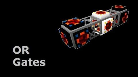 OR Gates - Buildcraft Gates In Minutes