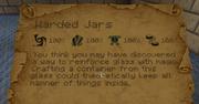 Warded jars