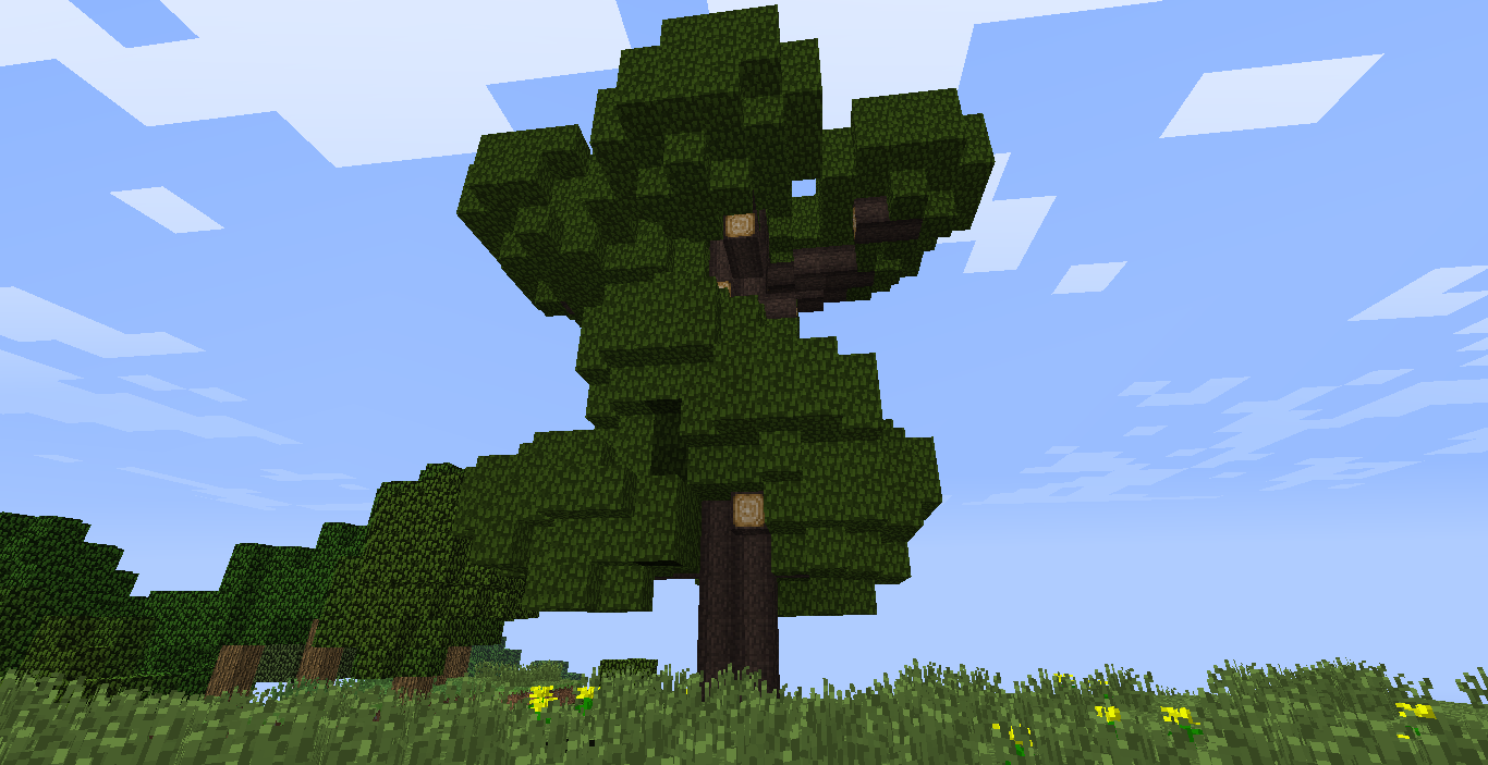 Greatwood Tree | Feed The Beast Wiki | FANDOM powered by Wikia